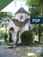 Grabanlage Des Franz Liszt Auf Dem Bayreuther Stadtfriedhof
