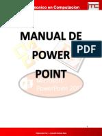 Manual de Power Point (Ibo)