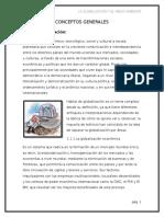 la globalizacion y el  medio ambiente