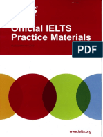 Official IELTS Practice Material Updated March 2009