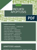 induksi apoptosis