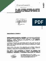 Petição Maria Josefa Da Silva contra a Prefeitura de Camaragibe