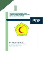 Pedoman Pengorganisasian Sub Bagian Rumah Tangga Dan Pemulasaraan Jenazah