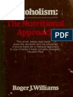 Alcoholism the Nutritional Approach