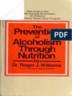 The Prevention of Alcoholism Through Nutrition