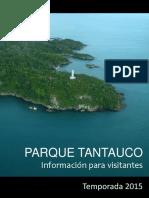 Informacion Visitantes 2015