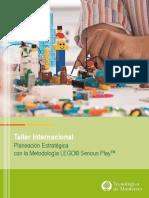 Taller Planeación Estratégica Con La Metodología LEGO