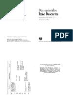 Descartes - Dos Opúsculos