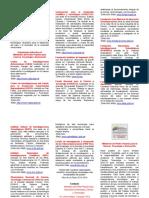Organismos e  Instituciones  Científicos  Tecnológicos