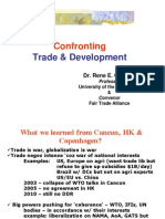 10 Confronting Trade& Development - Dr. Rene E. Ofreneo