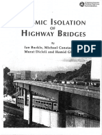 Seismic Isolation of Highway Bridges - Buckle Et Al