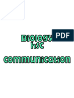 Biology Communication Notes