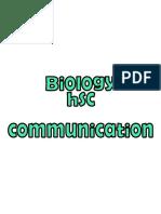 Biology Communication Notes