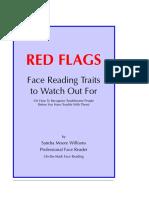 Red Flag Traits