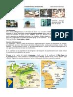 Ríos Amazonas y Orinoco, Descubrimiento y Generalidades