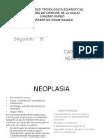 Peto Neoplasia