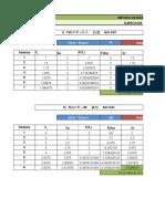 Metodo de Biseccion Por Excel