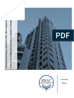 10104Financial performance analysis of GSK with a comparison  to few of the leading pharmaceuticalcompanies of Bangladesh
