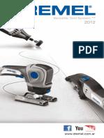 Catalogo 2012 DREMEL