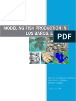 Modelling Fish Production in Los Banos Laguna - EnS 211 WX Revised - Final