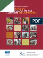 Un Balance en Los Juzgados de Paz Letrados en Comisarías