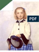 Anker_Des Künstlers Tochter Louise, 1874