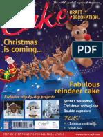 Cake Craft & Decoration - November 2014 UK