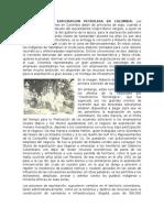 Explotacion de Petroleo en Colombia