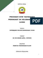 KERTAS KERJA CADANGAN ihya' ramadan 2015.docx