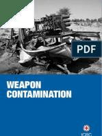Weapon contamination