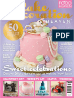 Cake Decoration Heaven - Spring 2015 UK