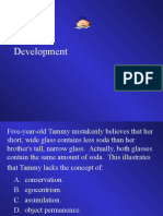 Chapter 8 - Development - Incomplete