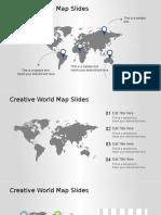 FF0048 01 Creative Wordmap Slides