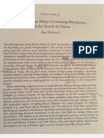 Russian Foreign Policy Continuity Revolution and the Search for Status Paul D Anieri