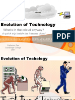 Evolution Technology