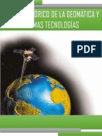 Avance Històcio de La Geomàtica y Ultimas Tecnologìas