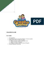 Graphogame Userguide En