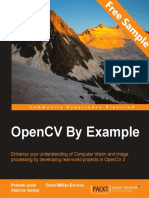 OpenCV By Example - Sample Chapter