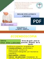 Dolor Epigastrico Cronico