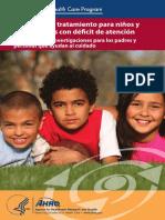 Opciones de tratamiento para niños y adolescentes con déficit de atención..pdf