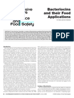 Bacteriocins and Their Food Applications