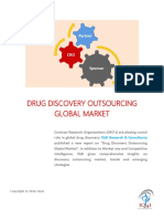 Drug Discovery Outsourcing Global Market-Forecast to 2022
