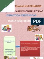 didactica educacion parvularia