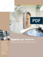 15.05.10 Experis Gas Mixtures