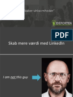 Skab Mere Værdi Med LinkedIn