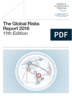 World Economic Forum - The Global Risks Report 2016 11th Edition
