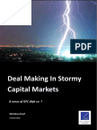 Deal Making in Stormy Capital Markets_Fnl