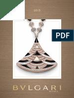 2015 Bvlgari Jewellery Catalogue En
