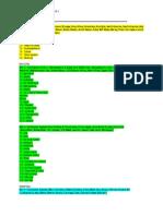 CIV 1 Outline
