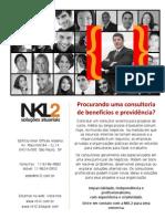 Sobre a NKL2 - Flyer (Portuguese)